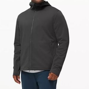 Lululemon Fleece Back Soft Shell Jacket